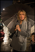 VISCOUNTESS MARINA COWDRAY, Mim Scala, In Motion, private view. Eleven. Eccleston st. London. 9 October 2014.