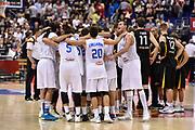 DESCRIZIONE : Berlino Berlin Eurobasket 2015 Group B Germany Germania - Italia Italy<br /> GIOCATORE : Team Italia Italy<br /> CATEGORIA : Ritratto Esultanza Fair Play Postgame<br /> SQUADRA : Italia Italy<br /> EVENTO : Eurobasket 2015 Group B<br /> GARA : Germany Italy - Germania Italia<br /> DATA : 09/09/2015<br /> SPORT : Pallacanestro<br /> AUTORE : Agenzia Ciamillo-Castoria/GiulioCiamillo