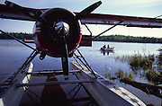 Float Plane, Kenai Peninsula, Alaska<br />