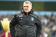 Aston Villa manager Dean Smith during the The FA Cup 3rd round match between Aston Villa and Swansea City at Villa Park, Birmingham, England on 5 January 2019.