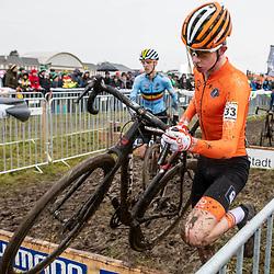 20190201: UCI CX Worlds : Dübendorf: Tibor del Grosso
