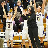 1.19.2012 Avon Lake at Avon Girls Varsity Basketball
