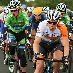 14-05-2016: Wielrennen: Ronde van Overijssel: Rijssen    <br />RIJSSEN (NED) wielrennen<br />Met 64 edities is de ronde van Overijssel een van de oudste wielerkoersen in Nederland. Stan Godrie