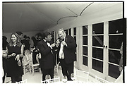 ROCCO FORTE; TERENCE DONOVAN, Vanity Fair Serpentine Gala dinner. June 1994.