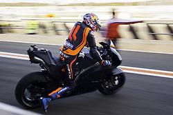 November 15, 2017 - Valencia, Valencia, Spain - 43 Jack Miller (Australian) Octo Pramac Racing Ducati during the tests of the new season, MotoGP 2018. Circuit of Ricardo Tormo,Valencia, Spain. Wednesday 15th of november 2017. (Credit Image: © Jose Breton/NurPhoto via ZUMA Press)