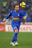 """Cristiano Zanetti (Juventus)<br /> Roma 18/1/2009 Stadio """"Olimpico"""" <br /> Campionato Italiano Serie A 2008/2009 <br /> Lazio Juventus (1-1)<br /> Massimo Oliva /Insidefoto"""