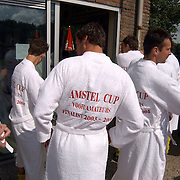 Finale Amstelcup amateurs 2004, VV Sneek - Ter Leede