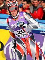 GEPA-2001076059 - VAL D ISERE,FRANKREICH,20.JAN.07 - SKI ALPIN - FIS Weltcup, Abfahrt, Herren. Bild zeigt Aksel Lund Svindal (NOR). Foto: GEPA pictures/ Philipp Schalber