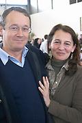 dante lomazzi and helena variara  owner domaine colombaia tuscany italy