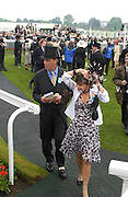 Henry Cecil. Royal Ascot Race meeting Ascot at York. Wednesday, 15 June 2005. ONE TIME USE ONLY - DO NOT ARCHIVE  © Copyright Photograph by Dafydd Jones 66 Stockwell Park Rd. London SW9 0DA Tel 020 7733 0108 www.dafjones.com