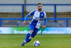 Max Ehmer of Bristol Rovers - Mandatory by-line: Robbie Stephenson/JMP - 31/10/2020 - FOOTBALL - Crown Oil Arena - Rochdale, England - Rochdale v Bristol Rovers - Sky Bet League One