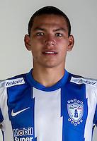 Mexico League 2013-2014 - First Division / <br /> Club de Futbol Pachuca / Mexico - <br /> Irving Lozano