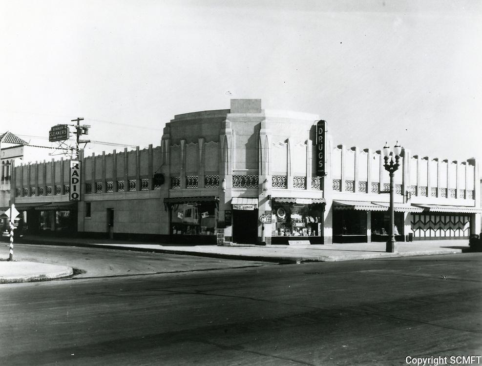 1934 NE corner of Beverly Blvd. & Stanley Ave.