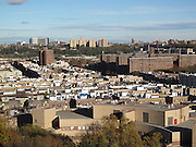 ' A view from Fort Tryon Park of West Harlem '