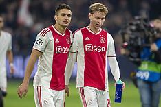 Ajax v Real Madrid - 13 Feb 2019