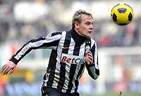 Milos Krasic (Juventus)<br /> Juventus Parma 1-4 - Campionato di Serie A Tim 2010-2011<br /> Stadio Olimpico, Torino, 06/01/2011<br /> © Insidefoto