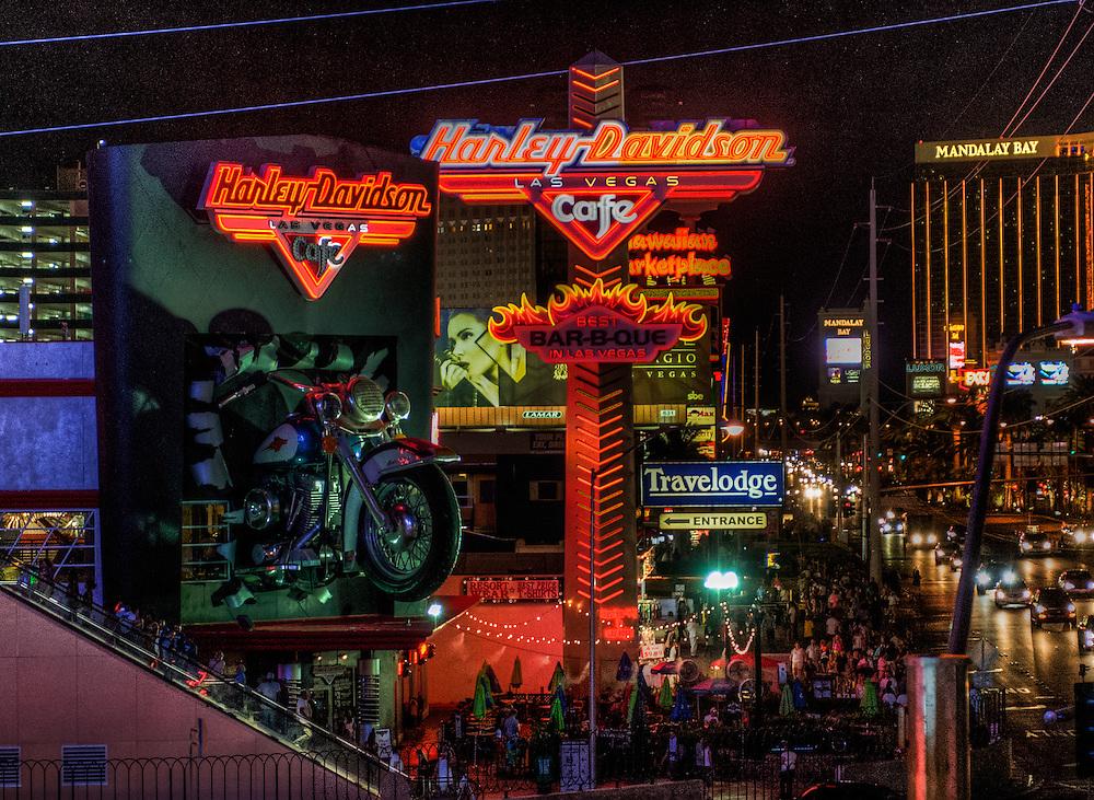 The Las Vegas Strip 05