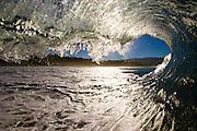 Crashing Wave at Carmel Beach California