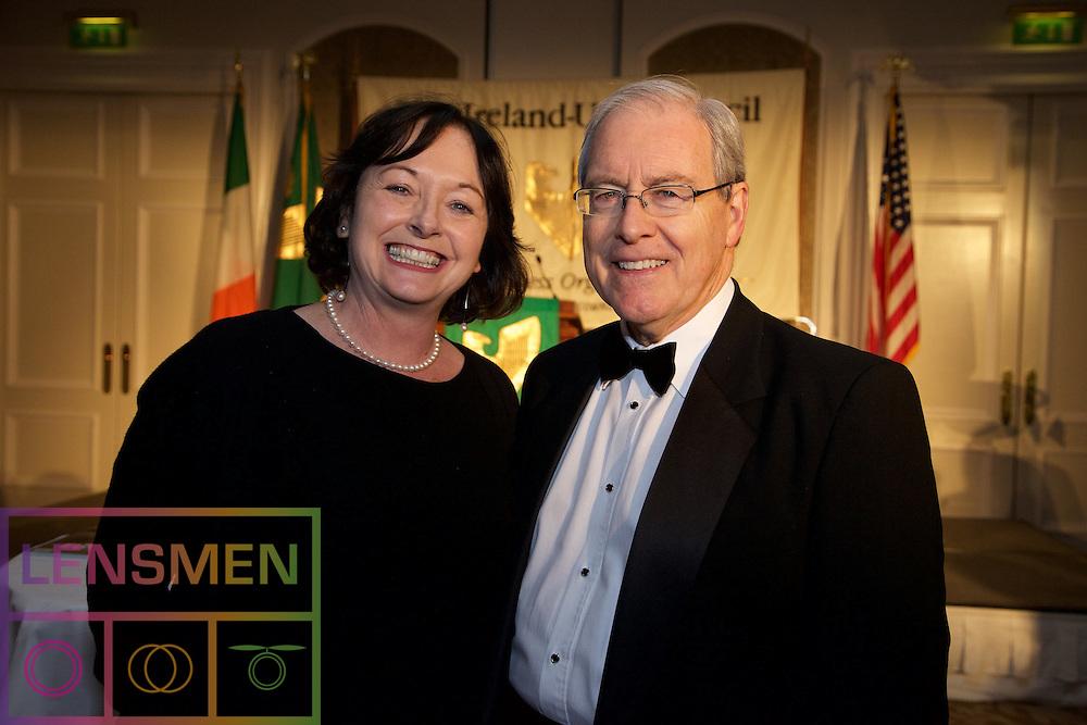 Marian Carroll - Ronald McDonald House Charities<br /> Kevin O'Malley - U.S. Ambassador to Ireland
