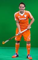 DEN BOSCH -  PEPIJN LUIJCKX. Nederlands Hockeyteam  voor nieuwe platform Hockey.nl.    FOTO KOEN SUYK