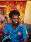NIGER, Hamdallaye, a UNHCR refugee camp 50 km from the capital