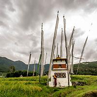 Bhutan Stupa<br /> <br /> Full photoessay at http://xpatmatt.com/photos/bhutan-photos/