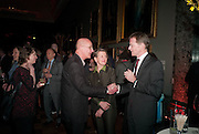 PATRICK KEILLER; PENELOPE CURTIS; SIR NICHOLAS SEROTA, Patrick Keiller The  Robinson Institute,  The Duveens Commission: - Tate Britain, Millbank, London. 26 March 2012.