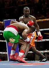 Harare- Charles Manyuchi (Zimbabwe) vs Jose Agustine Feria (Colombia) - non-title welterweight - 15