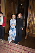 ELAINE SULLIVAN; DEE STIRLING, TenTen. The Government Art Collection/Outset Annual Award. Champagne reception to announce the inaugural artist Hurvin Anderson and unveil his 2018 print. Locarno Suite, Foreign and Commonwealth Office. SW1. 2 October 2018