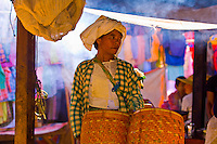 Heho Market, Shan State, Myanmar (Burma)