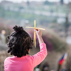Palm Sunday Procession - Jerusalem 2019