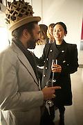 ANDREW IBI; Hannah Bhuiya, The Nineties are Vintage. Concept Store, Rellik and Workit. The Wonder Room. Selfridges. Oxford St. London. 7 January 2010.