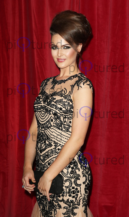 Anna Passey, The British Soap Awards 2015, The Palace Hotel, Manchester UK, 16 May 2015, Photo by Richard Goldschmidt