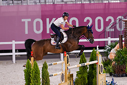 Kraut Laura, USA, Baloutinue, 393<br /> Olympic Games Tokyo 2021<br /> © Hippo Foto - Dirk Caremans<br /> 01/08/2021