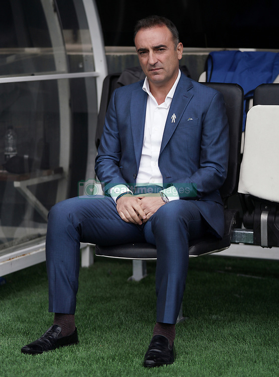 Sheffield Wednesday manager Carlos Carvalhal