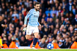 Bernardo Silva of Manchester City - Mandatory by-line: Robbie Stephenson/JMP - 19/09/2018 - FOOTBALL - Etihad Stadium - Manchester, England - Manchester City v Lyon - UEFA Champions League Group F