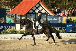 Von Bredow-Werndl Jessica, (GER), Unee BB<br /> Grand Prix Special<br /> Horses & Dreams meets Denmark - Hagen 2016<br /> © Hippo Foto - Stefan Lafrentz