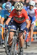 Vincenzo Nibali during the UCI World Tour, Tirreno-Adriatico 2018, Stage 5, Castelraimondo to Filottrano, in Italy, on March 11, 2018 - Photo Laurent Lairys / ProSportsImages / DPPI