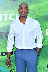 September 13, 2016 - Los Angeles, Kalifornien, USA - B.J. Britt bei der Premiere der FOX TV-Serie 'Pitch' auf dem West LA Little League Field. Los Angeles, 13.09.2016 (Credit Image: © Future-Image via ZUMA Press)