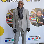 London,England,UK 2015 : Billy Ocean arrives for Terry Wogan's Gala Lunch for Children In Need at the Landmark Hotel on November 01, 2015 in London, England. Photo by See Li