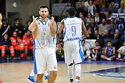 DESCRIZIONE : Eurolega Euroleague 2014/15 Gir.A Dinamo Banco di Sardegna Sassari - Real Madrid<br /> GIOCATORE : Brian Sacchetti<br /> CATEGORIA : Ritratto Esultanza<br /> SQUADRA : Dinamo Banco di Sardegna Sassari<br /> EVENTO : Eurolega Euroleague 2014/2015<br /> GARA : Dinamo Banco di Sardegna Sassari - Real Madrid<br /> DATA : 12/12/2014<br /> SPORT : Pallacanestro <br /> AUTORE : Agenzia Ciamillo-Castoria / Luigi Canu<br /> Galleria : Eurolega Euroleague 2014/2015<br /> Fotonotizia : Eurolega Euroleague 2014/15 Gir.A Dinamo Banco di Sardegna Sassari - Real Madrid<br /> Predefinita :