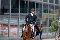 Greve Willem, NED, Love De Vie<br /> Nationaal Kampioenschap KWPN<br /> 4 jarigen springen final<br /> Stal Tops - Valkenswaard 2020<br /> © Hippo Foto - Dirk Caremans<br /> 19/08/2020