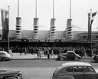 1946 Queen For a Day radio show broadcast from The Pan-Pacific Auditorium