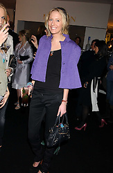 The HON.SOPHIA HESKETH at a party to celebrate The World of Alber Elbaz for Lanvin at Harvey Nichols, Knightsbridge, London on 1st February 2006.<br /><br />NON EXCLUSIVE - WORLD RIGHTS