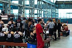 Penn Jersey She Devils vs Team Maryland 10-20-18