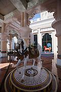 Madinat Jumeirah Resort. Al Qasr Hotel. Horse art at the entrance.