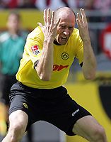 Jan Koller BVB<br /> Bundesliga 1. FC Kaiserslautern - Borussia Dortmund