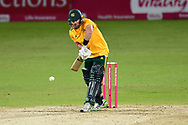 Dan Christian of Nottinghamshire during the Vitality T20 Blast North Group match between Nottinghamshire County Cricket Club and Leicestershire County Cricket Club at Trent Bridge, Nottingham, United Kingdom on 1 October 2020.