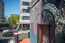 South Africa - Cape Town - 6 October 2020 - Madame Zingara on 192 Loop street may be demolished soon if those against the demolishing don;t succeed in their bid to stop it. The building is a heritage site however and that status still needs to be lifted.  Picture Courtney Africa/African News Agency(ANA)