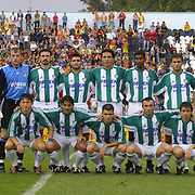 Turkish soccer...<br /> Turkish soccer super league team Burssaspor. <br /> Photo by Aykut AKICI/TurkSporFoto
